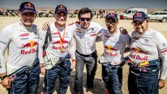 Il Team Peugeot Sport Total - Rally Marocco 2017
