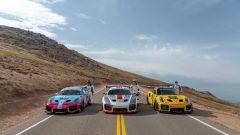 Il team Porsche presente alla 98° edizione del Pikes Peak Hill International Climb