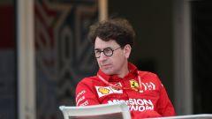 """Ferrari, Binotto: """"È mancata l'affidabilità, non è accettabile"""""""