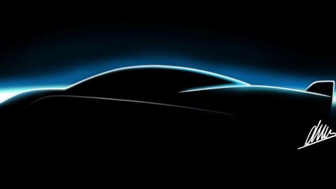Il teaser della concept nata dall joint-venture FAW-Silk EV