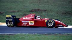 Il telaio 157 della Ferrari 412 T2 è stato usato da Jean Alesi nel mondiale F1 1995 | Foto: Girardo.com