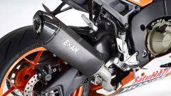 Il terminale di scarico Exan per Honda CBR 1000 RR