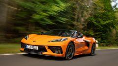 Al volante della Corvette C8 Stingray: la prova in video