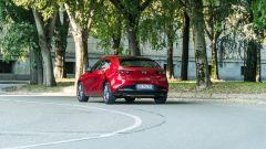 Il test della Mazda3 M Hybrid