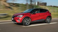 Il test della Renault Captur 2019