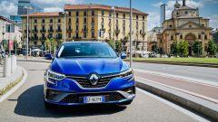 Il test della Renault Mégane E-Tech plug-in hybrid