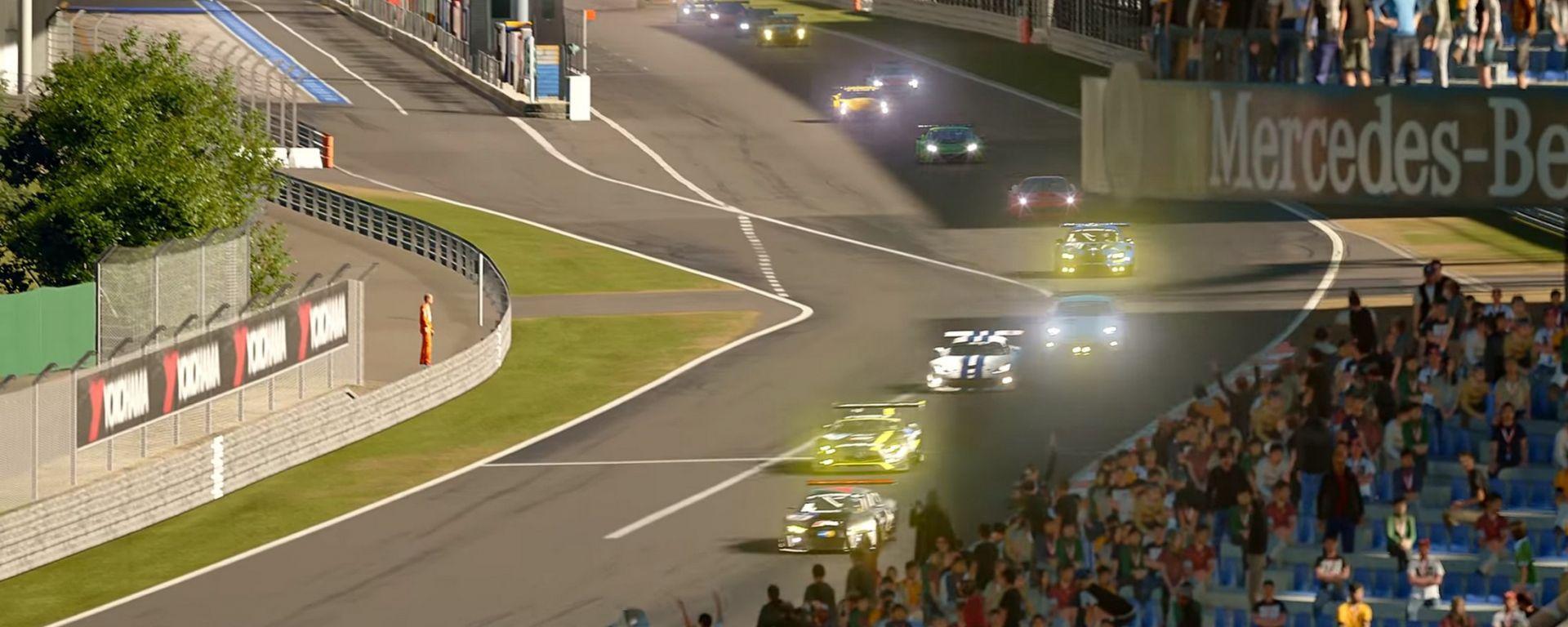 Il trailer di Gran Turismo Sport