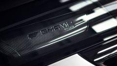 Il V12 Cosworth GMA della T.50: sulla T.50s erogherà 730 CV, 30 in più della versione stradale