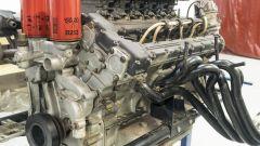 Il V12 da 4,4 litri della Ferrari 365 GTB/4 Daytona