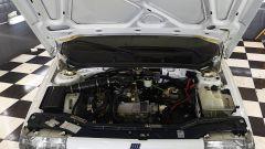 Il vano motore della Fiat Tipo