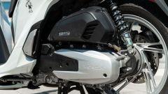 Il vecchio Honda SH 150i 2019, il motore