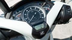 Il vecchio Honda SH 150i 2019, il quadro strumenti
