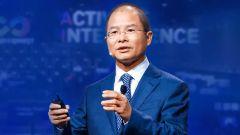 Il Vicepresidente Huawei Eric Xu
