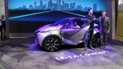 Lexus: il video dallo stand - Immagine: 1
