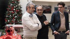Il video del pranzo di Natale della Ferrari - Immagine: 3