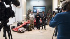 Il video del pranzo di Natale della Ferrari - Immagine: 1