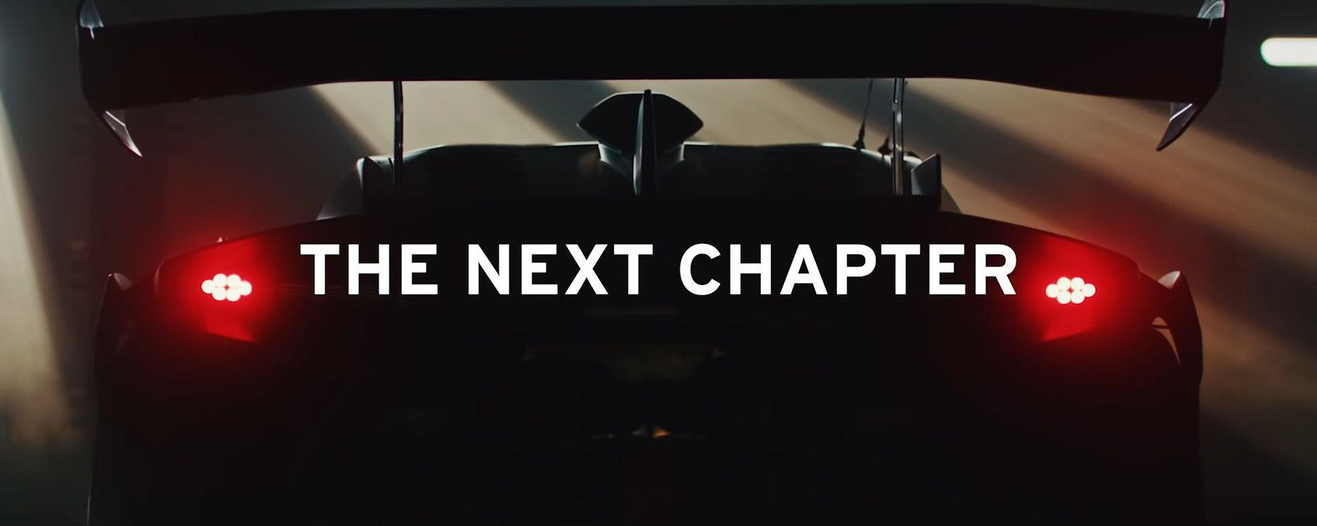 Il video dell'ultimo progetto di Lamborghini Squadra Corse