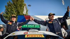 Andreucci, Andreussi e Peugeot Italia, 10 anni di vittorie: il video