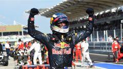 Il vincitore del Malaysian GP - Daniel Ricciardo