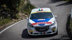 Il vincitore della categoria Under 25  del Peugeot Competition 208 Top diventerà il pilota ufficiale Peugeot