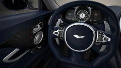 Il volante della Aston Martin DBS Superleggera Concorde