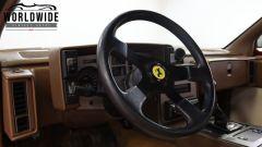 Il volante della Ferrari F40 replica