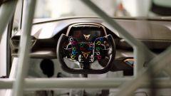 Il volante di Cupra e-Racer