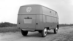 Il Volkswagen Transporter spegne 65 candeline - Immagine: 6