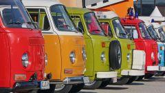 Il Volkswagen Transporter spegne 65 candeline - Immagine: 25