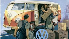 Il Volkswagen Transporter spegne 65 candeline - Immagine: 20