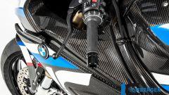 Ilmberger Carbon per BMW S 1000 RR 2019 stradale: dettaglio della carena