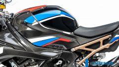 Ilmberger Carbon per BMW S 1000 RR 2019 stradale: i fianchetti