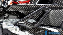 Ilmberger Carbon per BMW S 1000 RR 2019 stradale: protezioni per gli stivali