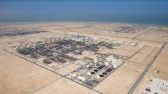 Impianto GTL di Pearl, Qatar, in cui il gas naturale viene convertito in prodotti GTL
