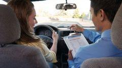 Come cambia l'esame pratico per la patente B