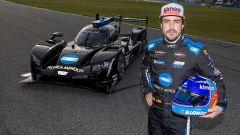 """IMSA, Alonso fiducioso dopo la """"Roar Before Daytona 24"""""""