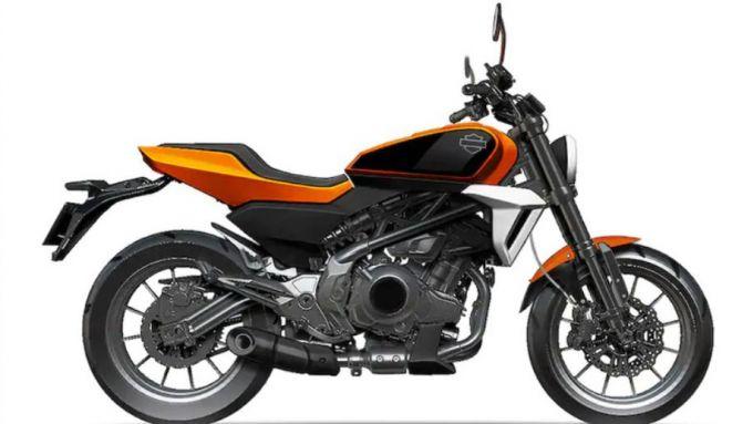 In arrivo una nuova Harley-Davidson 350?