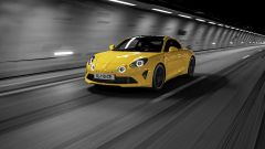 In azione con la Alpine A110 Color Edition