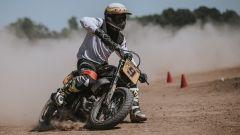 In azione con la Ducati Scrambler ai Days of Joy