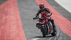 In azione con la Ducati Streetfighter V4 S