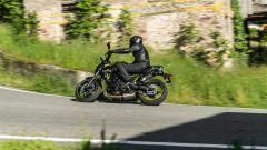 In azione con la Kawasaki Z650