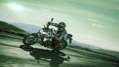 In azione con la Kawasaki Z900 m.y. 2021