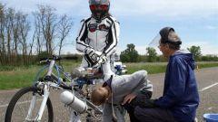 In bici a 263 km/h - Immagine: 3