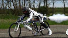 In bici a 263 km/h - Immagine: 1