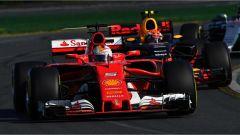 In lotta con Max Verstappen e Lewis Hamilton
