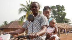In Moto per l'Africa lavora con Medici per l'Africa