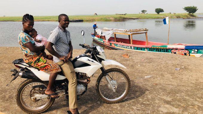 In Moto per l'Africa: l'importanza delle due ruote in Africa