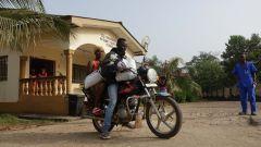 In Moto per l'Africa
