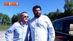 In pista a Monza con lo Chef Antonino Cannavacciuolo con Range Rover Sport SVR - Immagine: 4