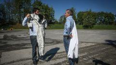 In pista a Monza con lo Chef Antonino Cannavacciuolo con Range Rover Sport SVR - Immagine: 6